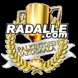 RADALLE.com PALKINTOGAALA